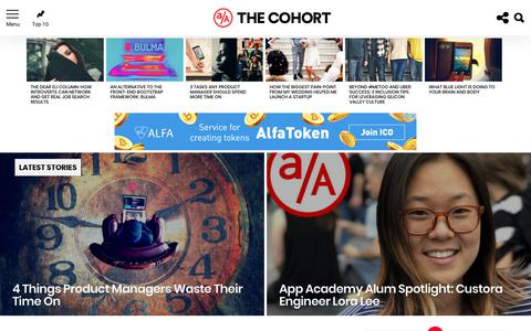 The Cohort by App Academy - All things tech