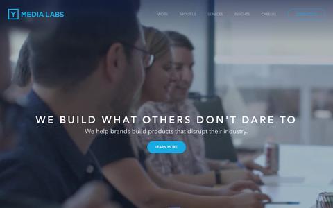 Y Media Labs: Top App Development & Mobile Design Company