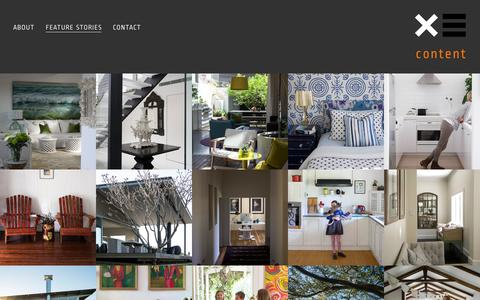 Screenshot of Home Page content-agency.com - content agency - captured Sept. 5, 2015