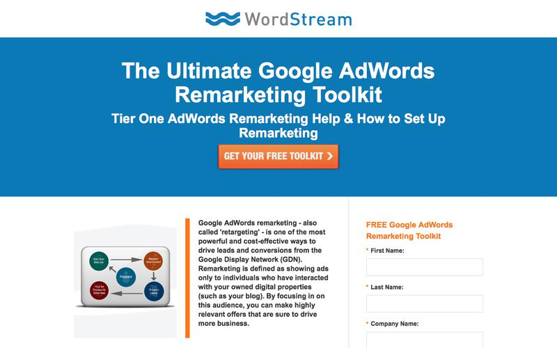 The Ultimate AdWords Remarketing Toolkit