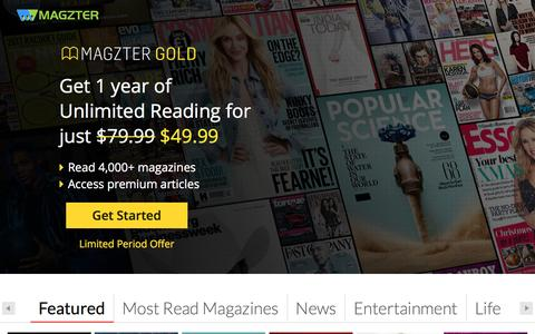 Unlimited Access to 4000+ Digital Magazines and Premium Articles