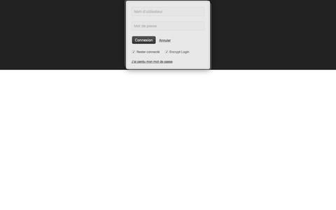 Screenshot of Menu Page utu-web.com - Utu-Web - captured Oct. 28, 2018