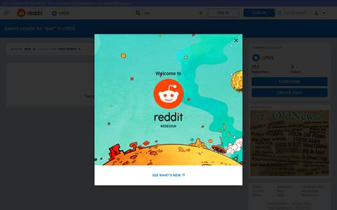 reddit.com: search results - par