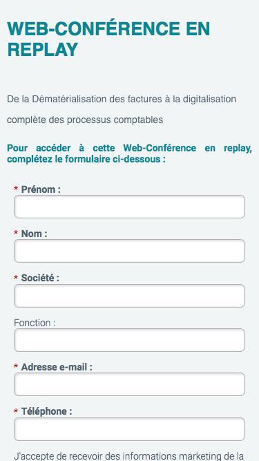 WEB-CONFÉRENCE EN REPLAY - Piste d'Audit Fiable, qu'attend de vous l'administration fiscale ?
