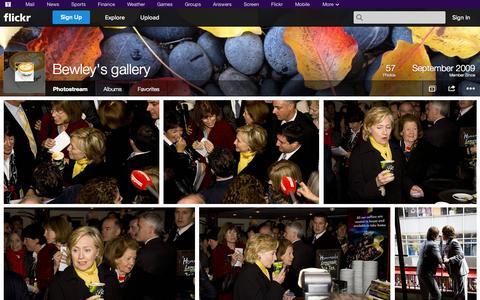 Screenshot of Flickr Page flickr.com - Flickr: Bewley's gallery's Photostream - captured Oct. 23, 2014