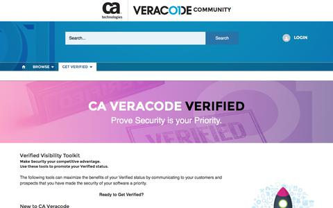 Verified Visibility Toolkit