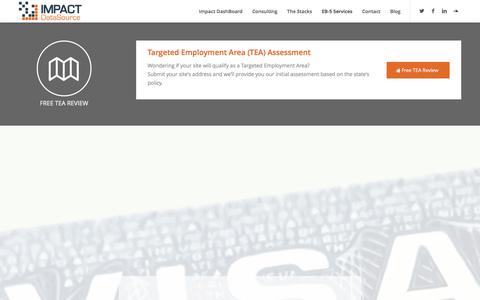 EB-5 | Impact DataSource