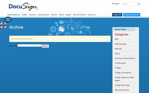 Screenshot of Products Page arx.com - Products Archives - - captured June 16, 2015