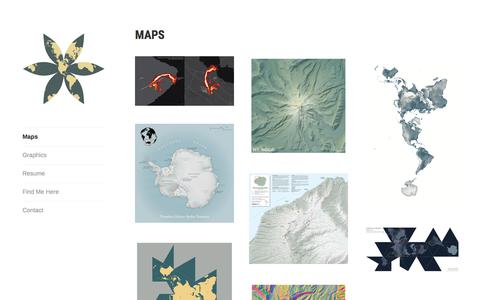 Screenshot of Maps & Directions Page wordpress.com - Maps – MapBliss - captured July 2, 2018
