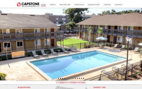 Capstone Real Estate Investment