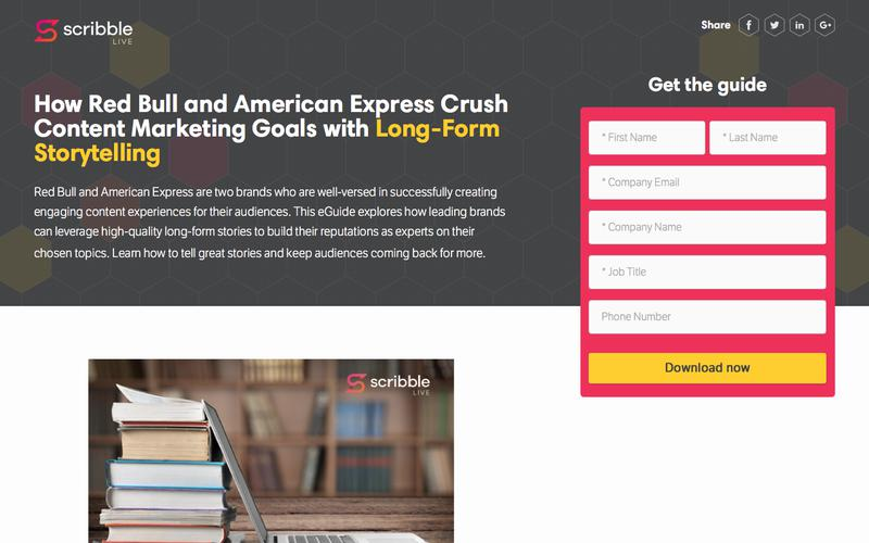 How Red Bull and American Express Crush Content Marketing Goals