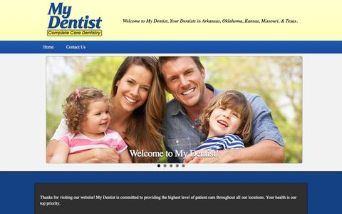 My Dentist Inc | Your Hometown Dentists