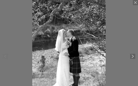 Screenshot of Contact Page benjaminarthur.com - Leading Amsterdam & Prague Events, Wedding photographer - captured Oct. 8, 2014