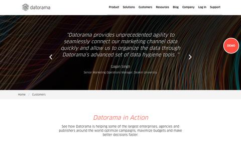 Customers - Datorama