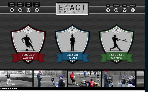 EXACT Sports: College Exposure Camps & Tools