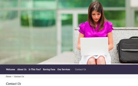Screenshot of Contact Page virtusite.net - Contact Us   VirtuSite, LLC - captured Oct. 7, 2014