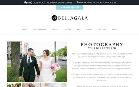 Bellagala | Indianapolis IN Wedding Photography , Wedding Photographers