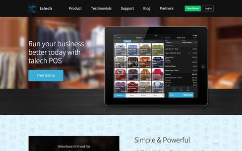 talech | iPad point of sale