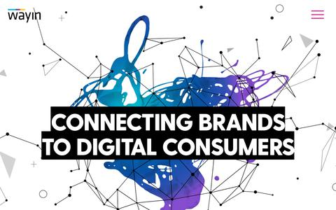 Wayin | Digital Marketing Platform I Interactive Campaign Experiences