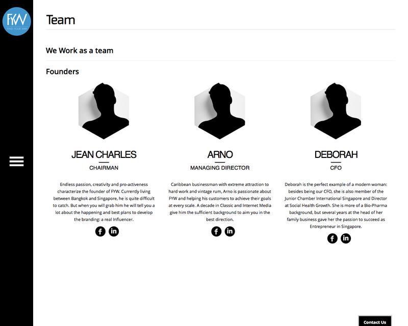 Web Design Timeline | A page on findyourwayintheworld com | Crayon