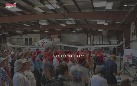 Screenshot of Jobs Page scaled.com - Careers | Scaled Composites - captured Oct. 2, 2018