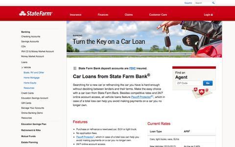 Car Loans – State Farm®