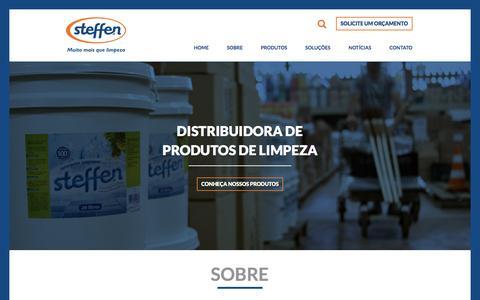 Steffen  Distribuidora de material de limpeza