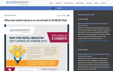 Our Blog Direct & To The Point - Access Point Financial | Access Point Financial