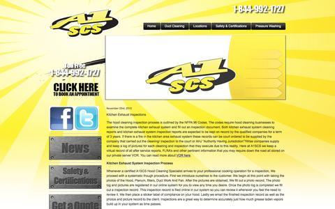 Screenshot of Press Page a1scs.net - News - a1scs.net a1scs.net - captured Feb. 4, 2016