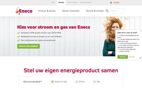 Eneco Zakelijk - Duurzame energie voor ondernemers