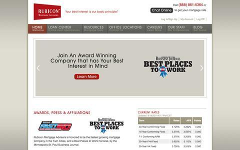 Rubicon™ Mortgage Advisors