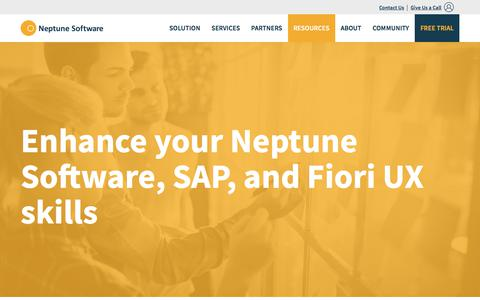 SAP App Strategy and Mobility Resources | Neptune Software
