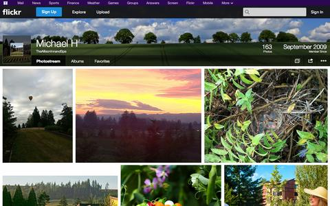Screenshot of Flickr Page flickr.com - Flickr: TheAllisonInnandSpa's Photostream - captured Oct. 25, 2014