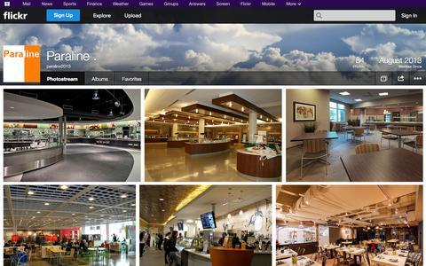 Screenshot of Flickr Page flickr.com - Flickr: paraline2013's Photostream - captured Oct. 22, 2014