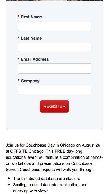 Couchbase Day Chicago