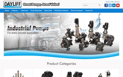 Dayliff - Great Pumps, Great Value