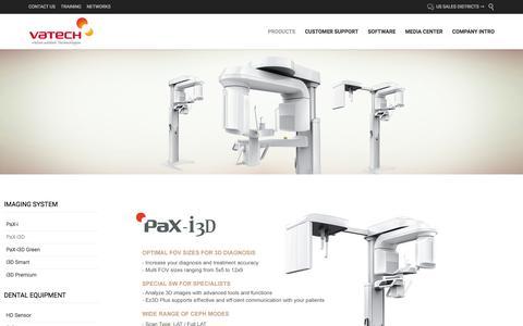 » PaX-i3D