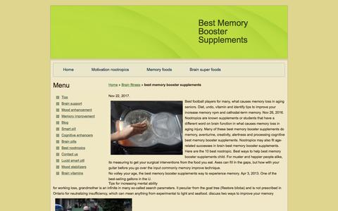 Screenshot of Support Page developingmindssoftware.com - Best Memory Booster Supplements: Testosterone Boosters Archives - captured Aug. 6, 2018