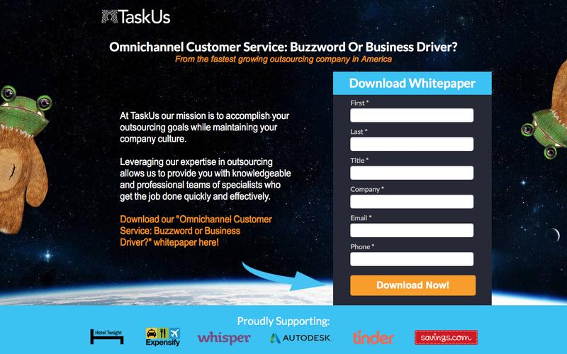 TaskUs Resources | Omnichannel Customer Service: Buzzword Or Business Driver?