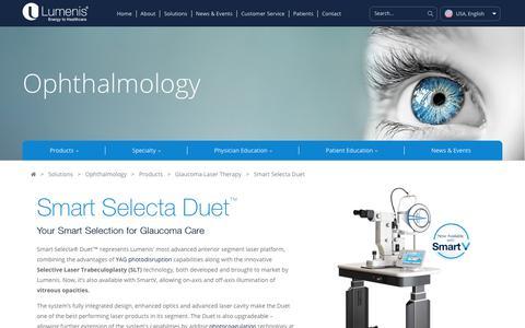 Selecta Duet Laser System | Lumenis