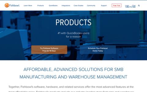 Inventory Management Solutions | Fishbowl