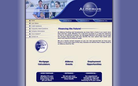 Alderus Funding & Investments