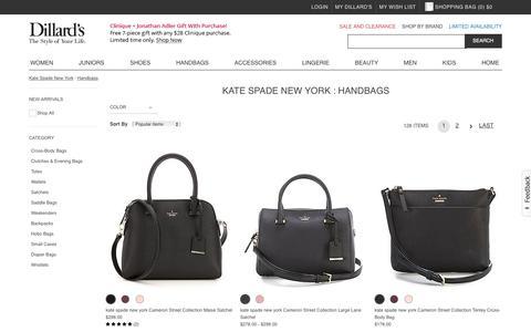 kate spade new york Handbags, Purses & Wallets | Dillards
