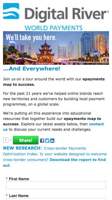 Global Online Payment Resources from Digital River