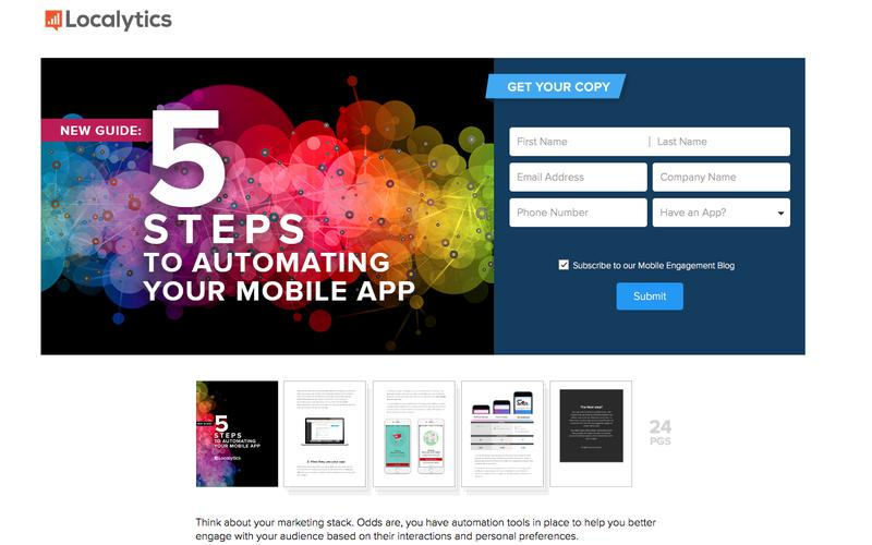 5 Steps To Automating Your Mobile App Marketing