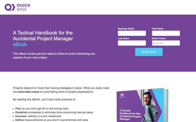 A Tactical Handbook for the Accidental Project Manager