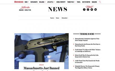 News - Boston Magazine