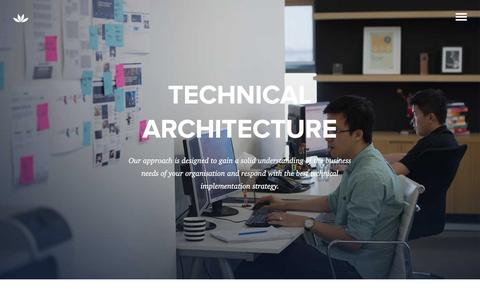 Bliss Media - Technology - Web Development - Melbourne & Sydney