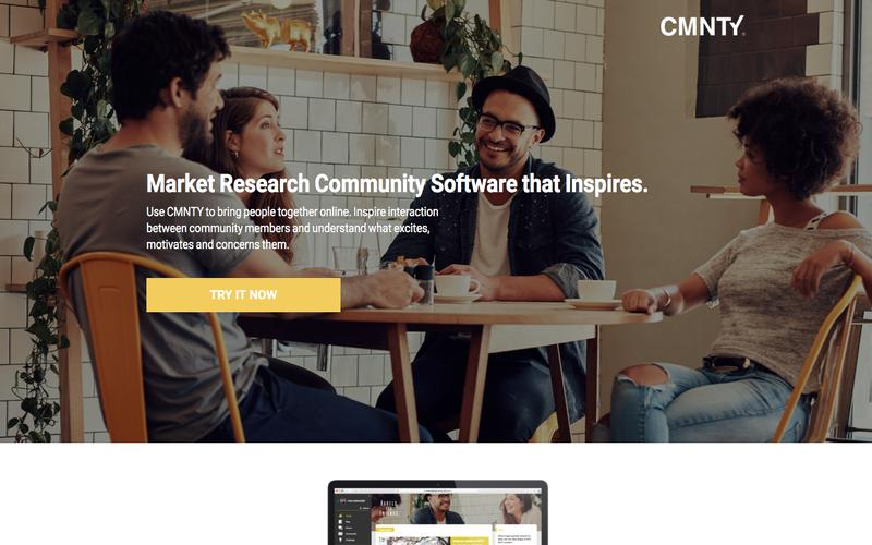 Market Research Community that Inspires Interaction