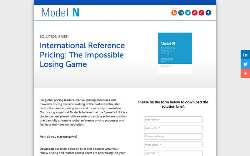 International Reference Pricing: The Impossible Losing Game